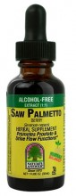 Saw Palmetto (Dvergpalmeekstrakt) - 1 oz