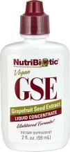 Vegan GSE Grapefruit Seed Extract