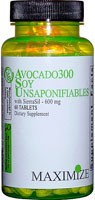 Avocado 300 Soy Unsaponifiables