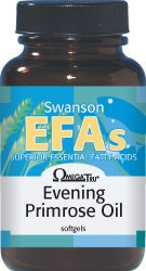 Primrose Oil 500 mg (nattlysolje)