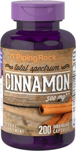 Cinnamon PipingRock