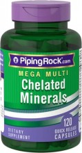 Mega Multi Chelated Minerals