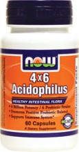 4x6 Acidophilus Now