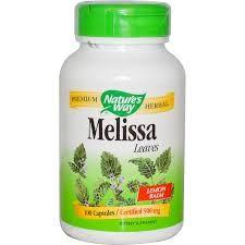 Melissa (Sitronmelisse) NW
