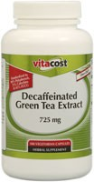 Decaffeinated Green Tea Extract (grønn te)