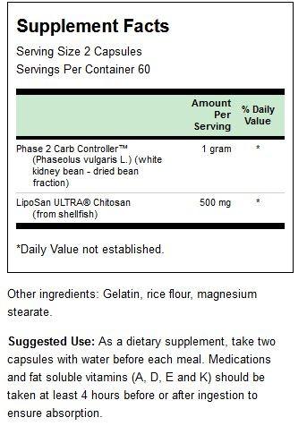 Diet Duo innhold
