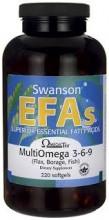 EFAs MultiOmega 3-6-9