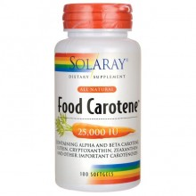 Food Carotene - Betakaroten