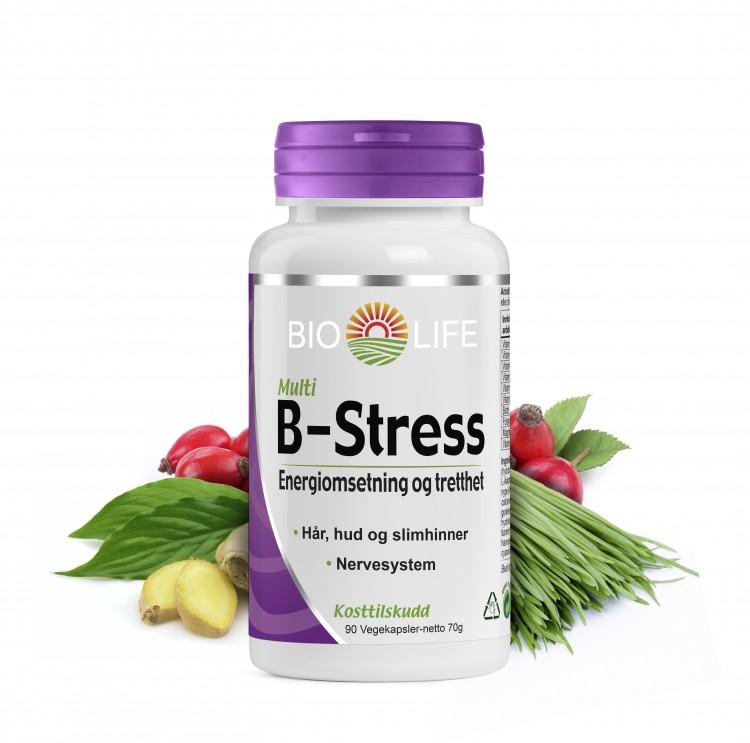 Multi B-Stress