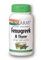 Fenugreek & Thyme