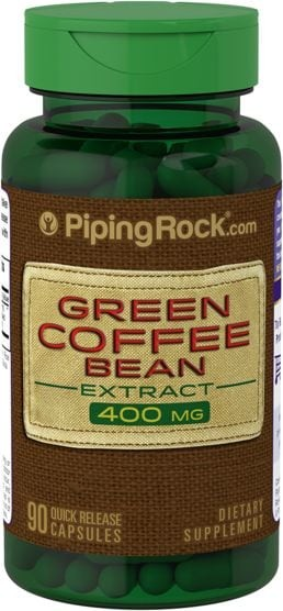 Green Coffee Bean Extract PipingRock