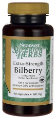 Bilberry Extract Extra Strong
