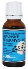 Peppermynteolje- Japansk, eterisk 20ml