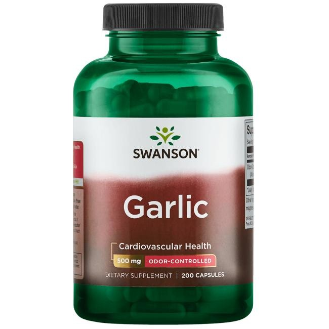 Swanson Best Garlic(Hvitløk)