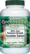 Fucoidan Extract GreenFood Formula