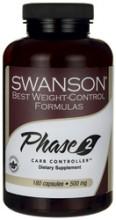 Phase 2 Swanson Formulas Stivelsesblokkerer 180