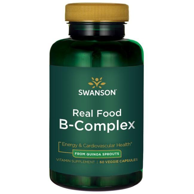Real Food B-Complex