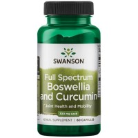Boswellia & Curcumin Full Spectrum