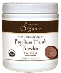 Psyllium Husk Powder 100% organisk