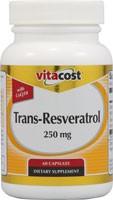 Trans-Resveratrol med CoQ10