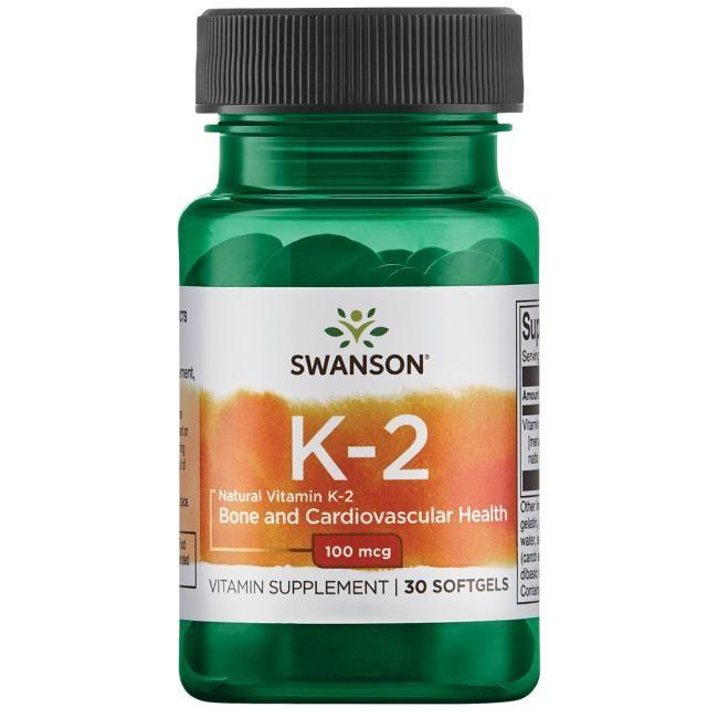 Vitamin K2 100 mcg Ultra