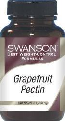 Grapefrukt pektin 240 tabletter