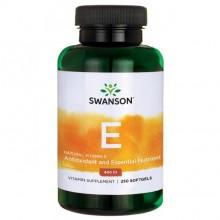 Vitamin E 400 IU 250 sgel.
