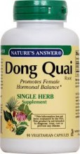 Dong Quai Natures Answer