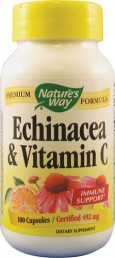 Echinacea  Vitamin C