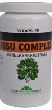 Insu Complex - Kanelbarkekstrakt 90 Kapsler