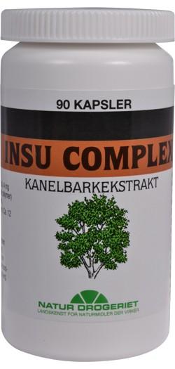 Insu Complex - Kanelbarkekstrakt