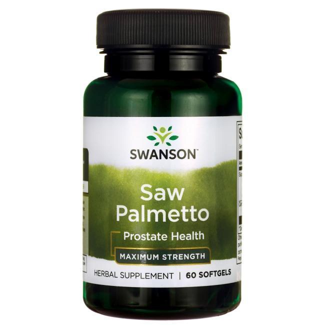 Saw Palmetto 60 kap, 320 - Dvergpalme