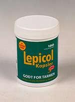 Lepicol 180 kpsl.