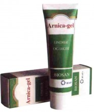 Arnica-gel
