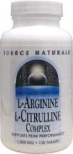 L-Arginine L-Citrulline Complex