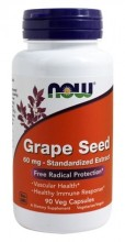 Grapeseed (Druekjerneekstrakt) Now