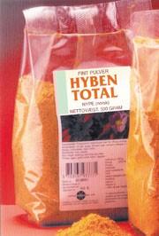 Hyben Total - Nypepulver 500 gr.
