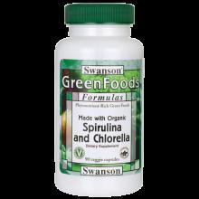 Spirulina og Chlorella