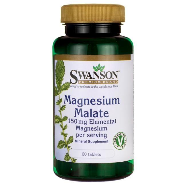 Magnesium Malate 150 mg 60 tbl
