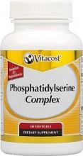 Phosphatidylserine Complex Vitacost