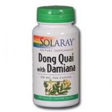 Dong Quai med Damiana