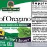 Oil of Oregano Nature`s Answer