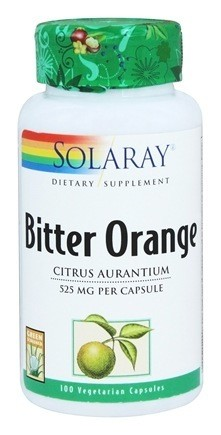 Bitter Orange Solaray