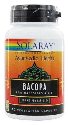 Bacopa Leaf Extract Solaray