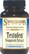 Testofen Fenugreek Extract