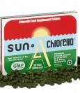 sun chlorella 300