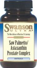 Saw Palmetto/ Astaxanthin Prostate Complex