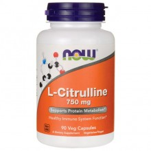 L-Citrulline Now 90 vegetabilske kapsler