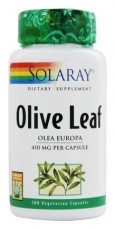 Olive Leaf Solaray