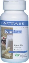 Lactase Enzyme Active